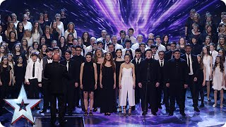 Hallelujah! It's Côr Glanaethwy | Grand Final | Britain's Got Talent 2015