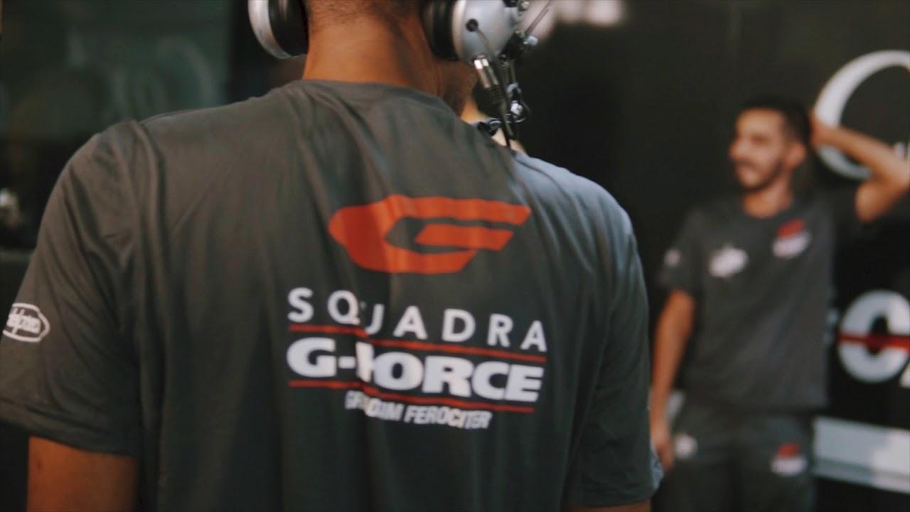 Squadra G Force | Institucional