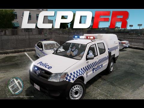 gta iv lcpdfr 1 0 australian police patrol youtube. Black Bedroom Furniture Sets. Home Design Ideas