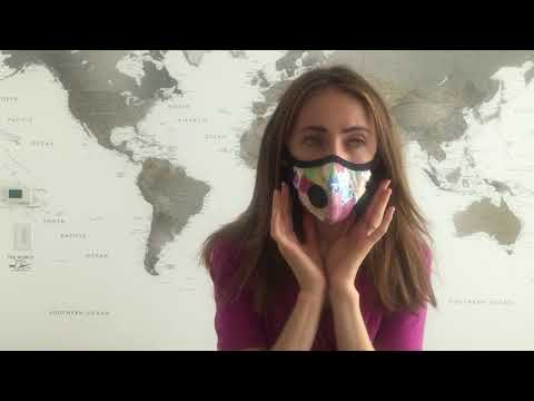 Cambridge Mask Co Review – Mask protection against pollution, fragrances, allergens, viruses