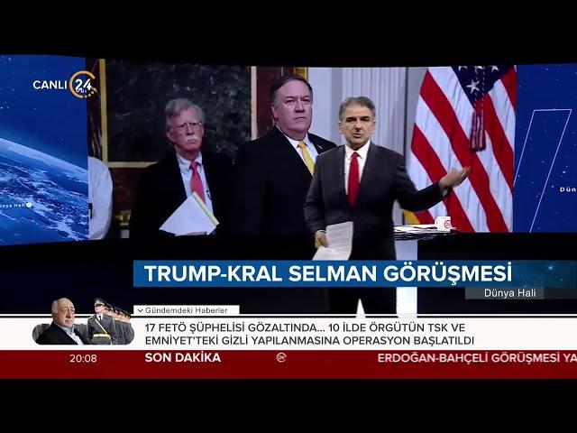 Selim Atalay ile Dünya Hali (15.10.2018)