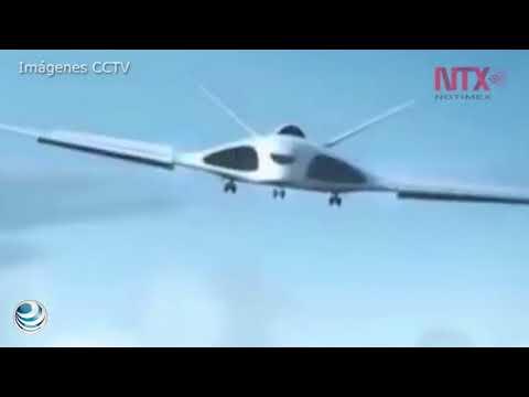 China diseña avión hipersónico que uniría Beijing y Nueva York en dos horas