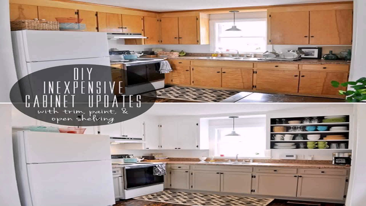 Diy Ideas Painting Kitchen Cabinets