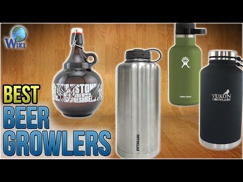 10 Best Beer Growlers 2018