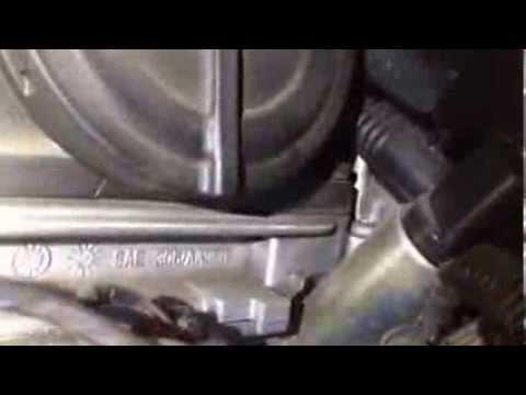 2005 VW Jetta 2.5L leaking PCV on valve cover