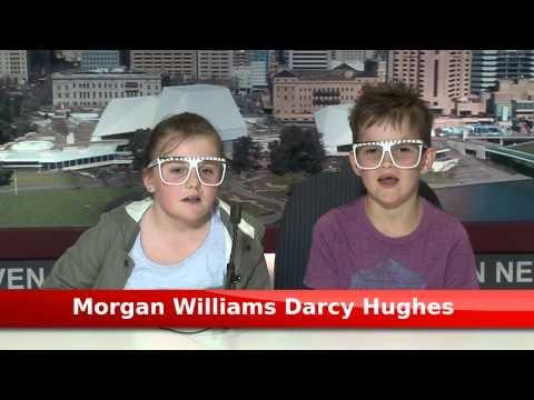 Morgan Williams Darcy Hughes  7  Experience