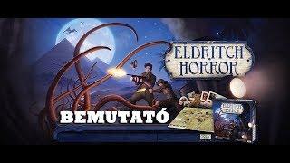 Eldritch Horror - társasjáték bemutató