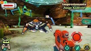 DESCARGA ESPECTACULAR SHOOTER PARA MÓVILES ANDROID