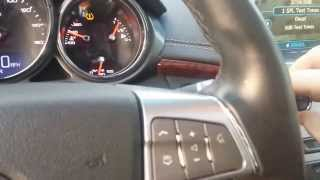 """HDC4 12"""" on a 2200D Soundqubed 2010 Cadillac CTS"""