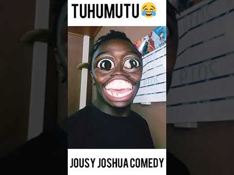 Tuhumutu - Jousy uses other character to to sing