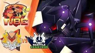 WE HAVE RETURNED! • Pokemon USUM Live WiFi Battle • WBE W1S3