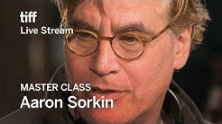 AARON SORKIN Master Class | Festival 2017