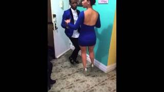 Bachata lessons by Marleny Rodriguez  & Brazil