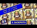 ZEUS Slot Machine $6 Max Bet Bonuses & BIG WINS  AWESOME ...