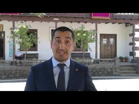 Declaraciones de los alcaldes del PP en la isla de La Palma sobre no poder usar el superavit.