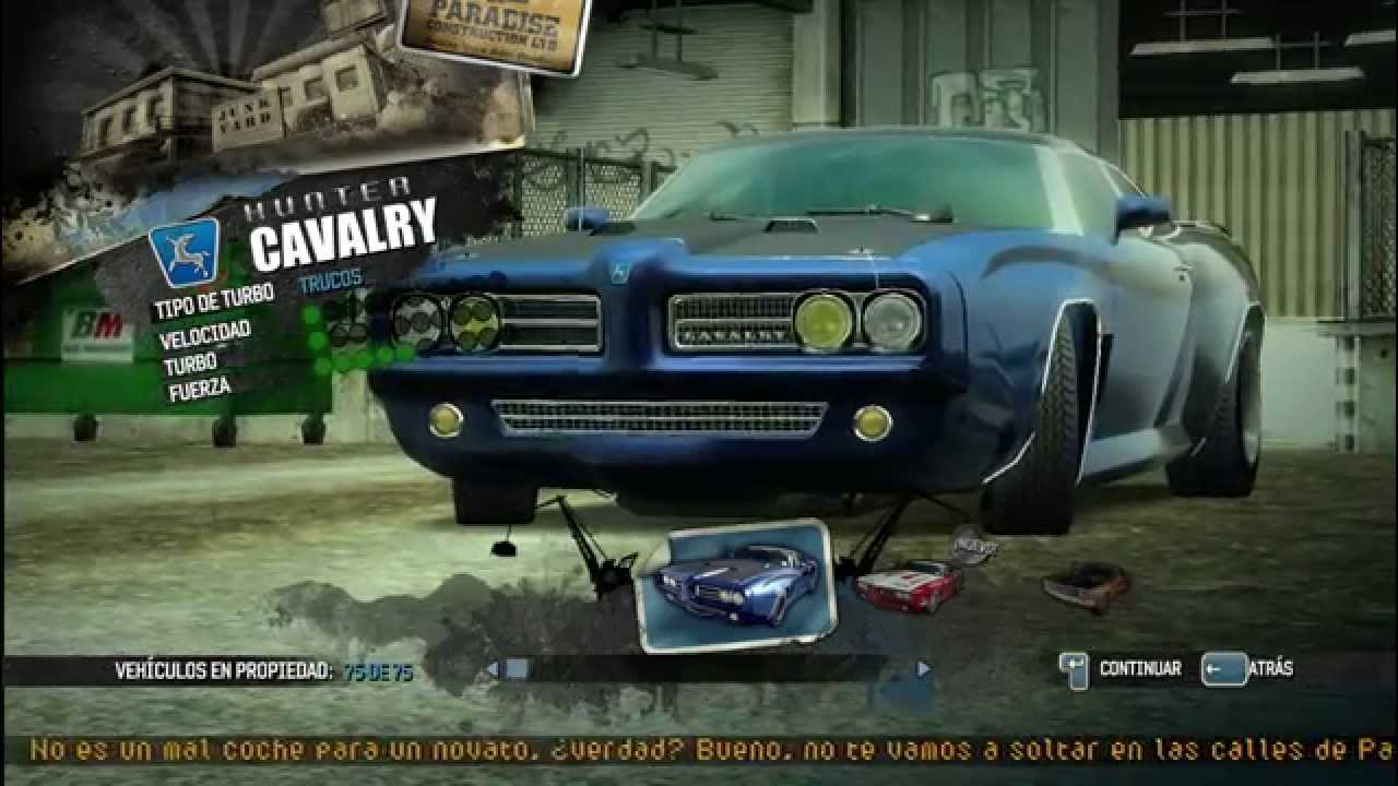 partidas guardadas burnout paradise pc