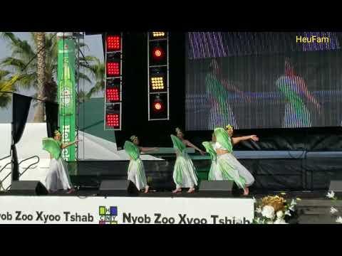 Fresno HCNYC 2017-2018: Dance Comp Final RD: Yeej Huam Dance Academy