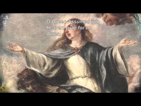 Novena of the Assumption of the Blessed Virgin Mary ~ DAY 5
