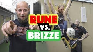 RUNE vs. BRIAN MENGEL BRIZZE! HVEM VINDER Rune & Brizze