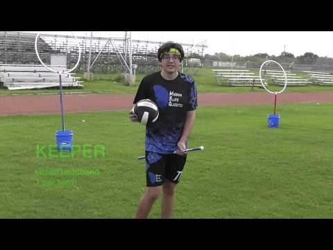 5 Minute Lesson: How to play Quidditch