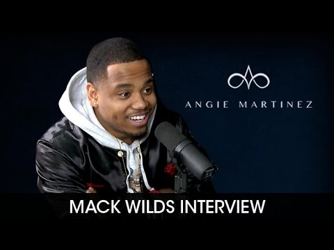 Mack Wilds On His Best Time To Cuddle, Working w/ Wale, TV Shows + New Album!