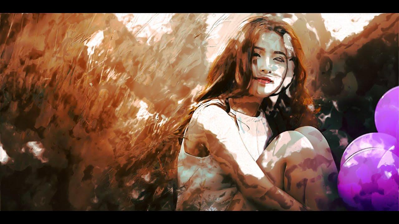 đổi Hình ảnh Sang Tranh Vẽ Màu Nước Watercolor Action