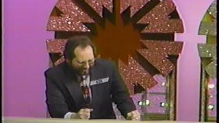 Man Breaks The Wheel of Fortune!! (FULL VIDEO)