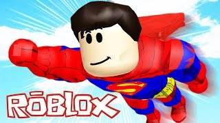 Roblox ITA - I'm A SUPEREROE!!! - Super Hero Tycoon