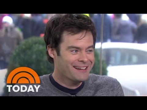 Bill Hader On 'Stefan' And His SNL Idols   TODAY