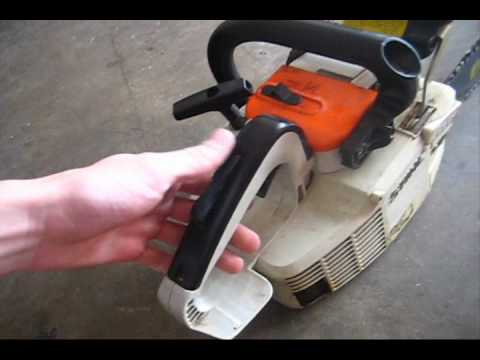 Stihl 009 Chainsaw