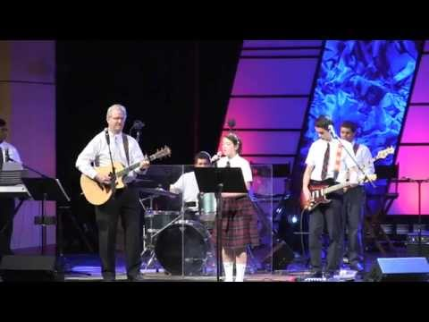 Newman International Academy of Arlington | Impression Band | Veterans Day 2014