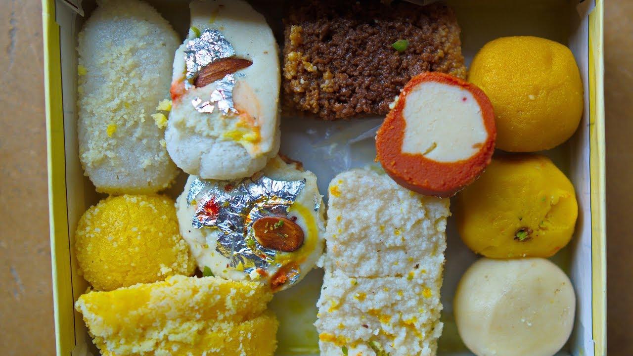 Incercam dulciuri din India! Cele mai DELICIOASE!!!!!