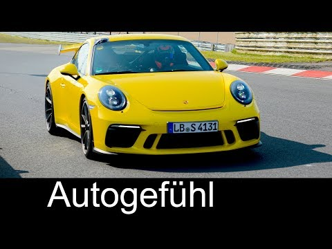 Porsche 911 GT3 new record lap 7:12 Min onboard Nordschleife Nürburgring