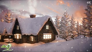 O Holy Night • Instrumental Christmas Music (4K)
