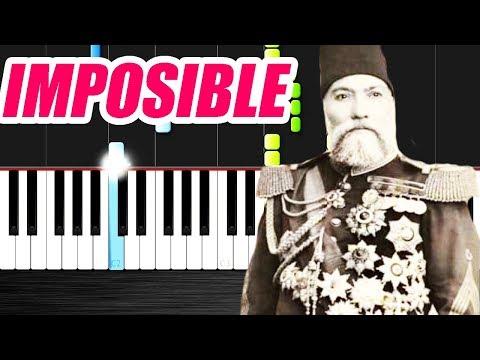 Plevne Marsi - Piano tutorial  by VN
