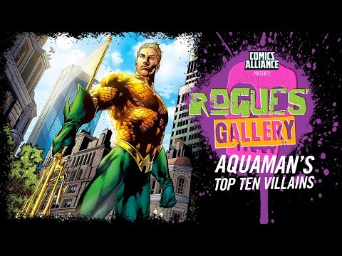 10 Greatest Aquaman Villains - Rogues