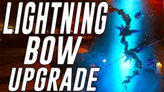 Der Eisendrache HOW TO UPGRADE THE LIGHTNING BOW - Bow Upgrade Tutorial (Black Ops 3 Zombies)