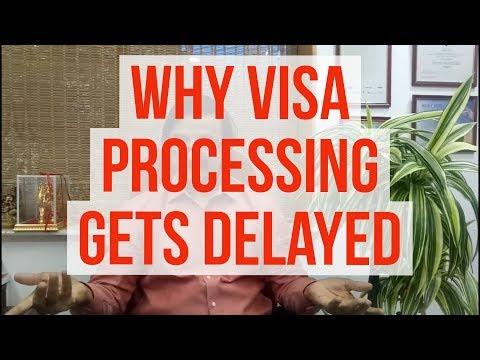 Why Canada PR visa processing gets delayed?