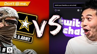 How the U.S. Army Lost the War for Twitch