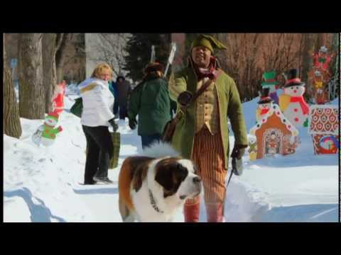 "Beethoven's Christmas Adventure - ""You must be really famous."" - Own it now on DVD"