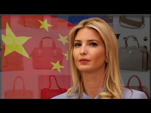 Ivanka's China Business Ties Shrouded in Secrecy