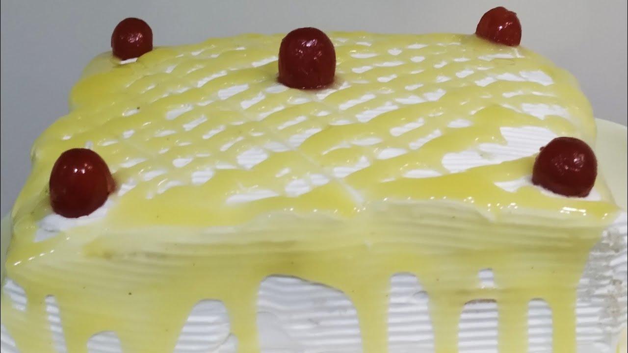 Birthday Cake Birthday Cake Recipe In Malayalam  No