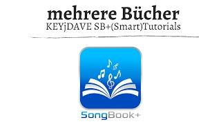 (ST) SongBook+ mehrere Bücher / Books