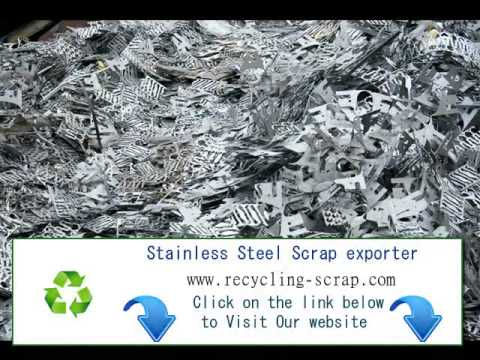 Malaysia Stainless Steel Scrap exporter importer wholesale suppliers