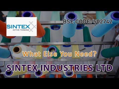 sintex industries pvt ltd