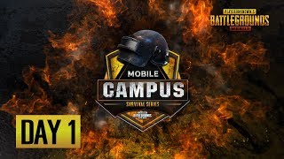 PUBG Mobile x Thailand Game Show 2018 [DAY 1]