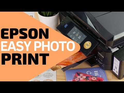 #ВопросОтвет. Epson Easy Photo Print. Где скачать и как работать?