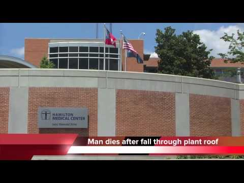 Man killed at Shaw Industries after falling through factory roof