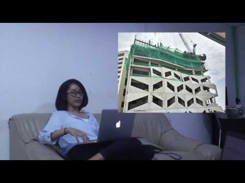 Struktur Konstruksi Bangunan Tinggi - U Janevalla Hotel