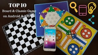 Top 10 Classic and Board Games on Android (Early 2018) || Carrot Everything
